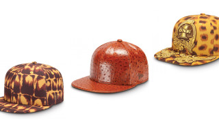 "Jeremy Scott x New Era ""Arab Spring"" Spring 2013 Fitted Caps"