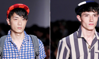 Kangol x Marc by Marc Jacobs Spring/Summer 2013