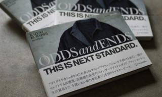 'ODDS and ENDS' Book – Kazuki Kuraishi's 100 Addicted Items Exposed