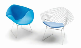 Knoll Teams Up with colette on Harry Bertoia Chairs