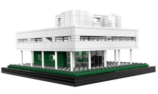 LEGO Architecture Adds Le Corbusier's Villa Savoye To Its Collection