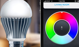 LIFX – A WiFi Enabled, Multi-Color LED Light Bulb That You Control With Your iPhone