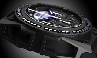 Linde Werdelin SpidoSpeed Black Diamond