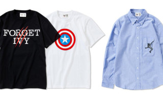 Mark McNairy x Marvel Comics Capsule Collection