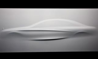 Mercedes-Benz 'Aesthetics S' Sculpture Hints at the new S-Class Design