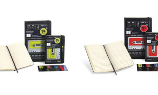 Moleskine Limited Edition Audio Cassette Notebooks