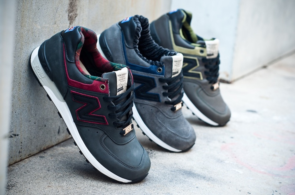New Balance 576 '30 Years of Manufacturing in the UK' Pack | Highsnobiety