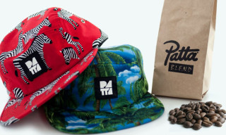 CoffeeCompany x PATTA Pop-Up Store