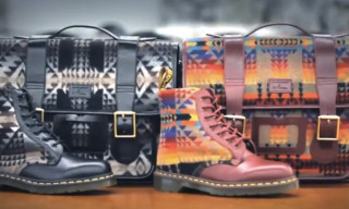 Video: Pendleton x Dr.Martens Fall/Winter 2012