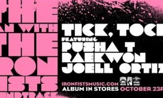 Music: Pusha T, Raekwon & Joell Ortiz – Tick, Tock