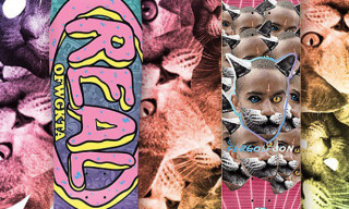 Chima Ferguson and Odd Future collaborate with Real Skateboards