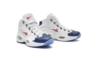 Reebok Re-Releases Allen Iverson's 'Crossover' Shoe – The Question