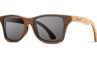 Shwood Limited Edition Canby Two-Tone Sunglasses