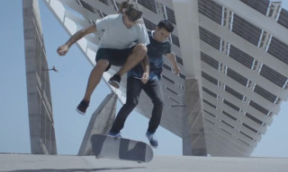 Video: skate fortwo featuring Kilian Martin and Alfredo Urbon