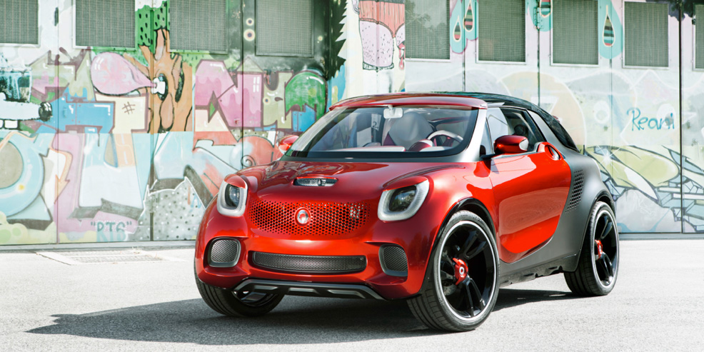 Smart Forstars Concept Car Highsnobiety