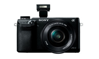 Sony NEX-6 Interchangeable Lens Digital Camera