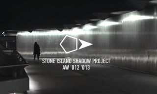 Video: Stone Island Shadow Project_AW '012