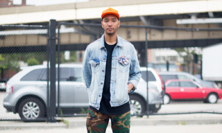 Street Style: Kenny Mac in Levi's, Diamond Supply, Supreme & Gourmet