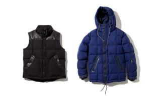 Stussy x NEXUSVII Down Vest & Jacket