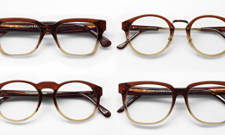 SUPER Releases New 'Optical' Range for Fall/Winter 2012