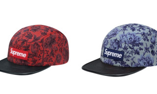 Supreme x Liberty Camp Caps