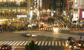 Video: Tokyo Living 2012 – A Time-Lapse Short Film
