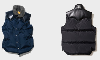 uniform experiment x Rocky Mountain Featherbed Down Vest