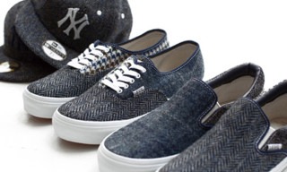 Vans x Beauty & Youth 'Harris Tweed' Pack