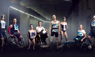 The Wade Brothers' Photographs Capture The Paralympic Spirit in Style