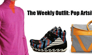 The Weekly Outfit: Pop Art Inspired