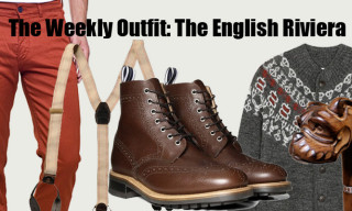 The Weekly Outfit: The English Riviera