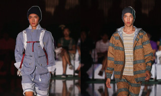 White Mountaineering Spring/Summer 2013 Collection – Runway