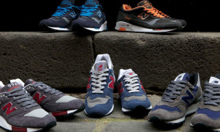 Win 5 Pairs of Made in US/UK New Balance from NB574, Highsnobiety & Up There