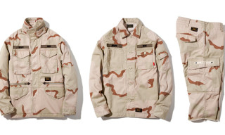 WTAPS GIP Store 1st Anniversary Camo Capsule Collection