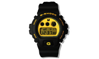 Wu-Tang Clan x Casio G-Shock DW-6900