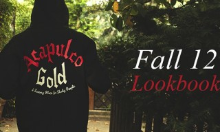 Acapulco Gold Fall 2012 Lookbook