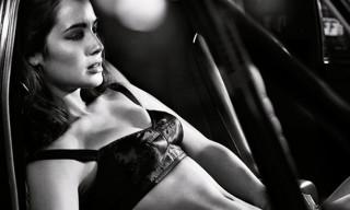 Bérénice Marlohe, The New Bond Girl, Shot for GQ
