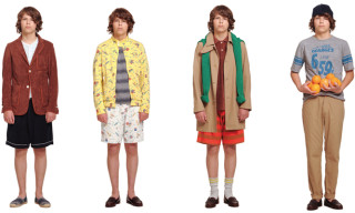 FilMelange Spring/Summer 2013 Lookbook