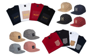 HUF Check Pack Now Available