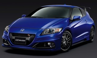 Introducing The 2013 Honda CR-Z MUGEN RZ