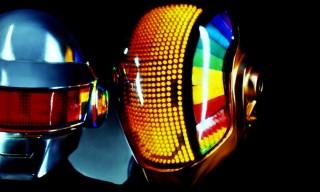 Listen to Daft Punk's Complete Saint Laurent Fashion Show Soundtrack