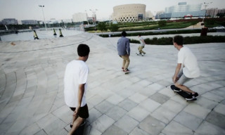 Video: Ordos – A Skate Trip to Inner Mongolia