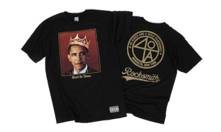 Rocksmith x Spike Lee Obama Tee