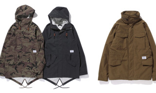 Stussy x Holden Fall/Winter 2012 Capsule Collection