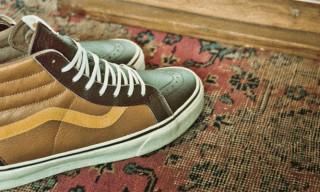 Vans Sk8-Hi Reissue CA Leather Pack