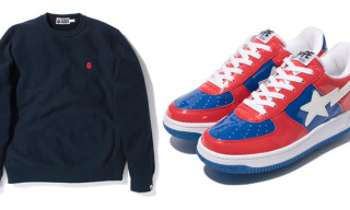 A Bathing Ape London 10 Year Anniversary Product