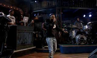 Video: Kendrick Lamar Performs with The Roots on 'Late Night with Jimmy Fallon'