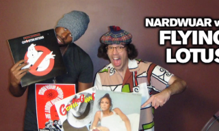 Video: Nardwuar vs. Flying Lotus