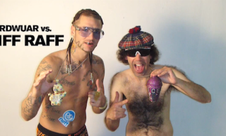 Video: Nardwuar vs. Riff Raff