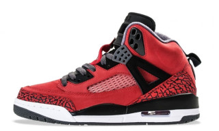 Air Jordan Spizike 'Gym Red'